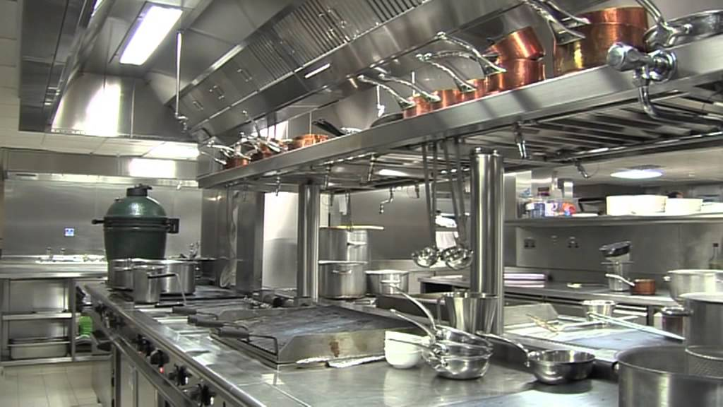 Commercial Kitchen Of 15 Ceda Grand Prix Award Best